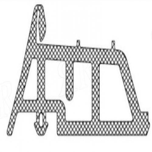 Уголок  среднего уплотнителя для AWS 75.SI Schuco 284203
